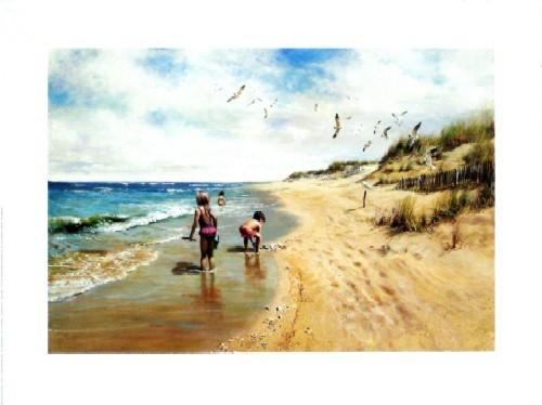 Sun, Sand And Surf