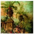 Still Life I With Tropical Palms