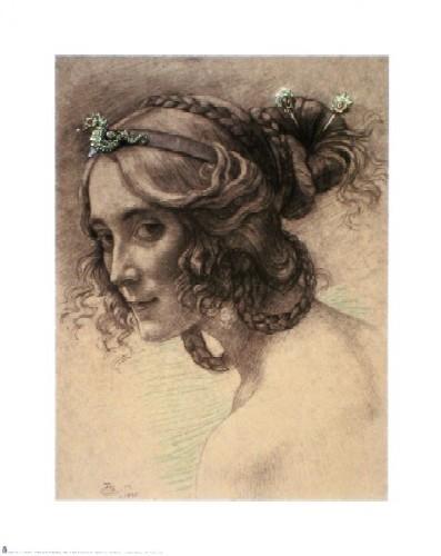Portrait De M. Me Berthelot