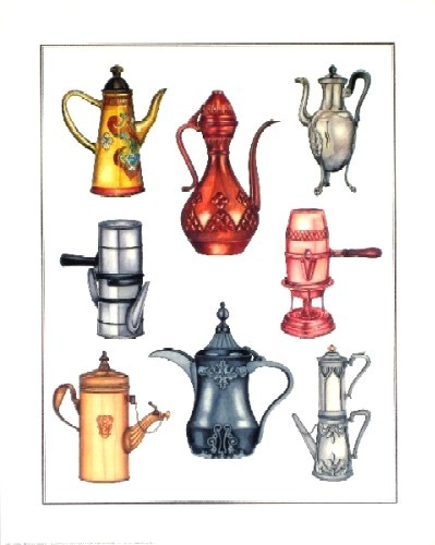 Coffee-Pots