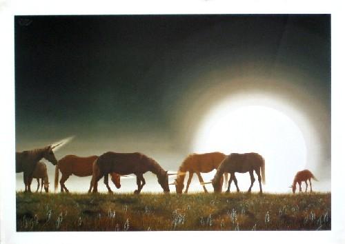 Grazing Unicorns
