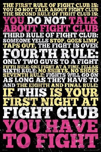 8 Rules