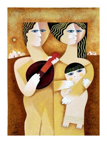 Trio a la Guitare - Original (S.G.)  Hand Sined - Edition 300