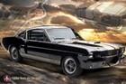 Mustang 66 gt 350