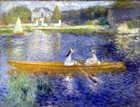 The Skiff (La Yole), 1875