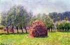 Heap of Hay in the Field (1893)