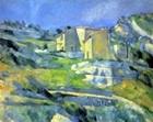 Häuser in der Provence