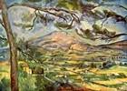 Mont Sainte-Victoire (1885-1887)