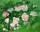 Still Life Pink Roses-1890