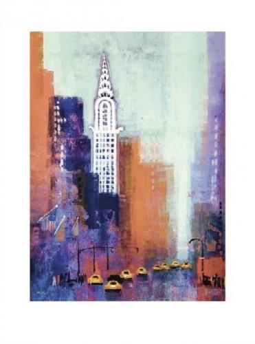 Manhattan Chrysler Building