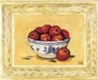 Fresh Bowl Of Apples