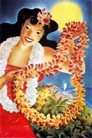The Land Of Aloha