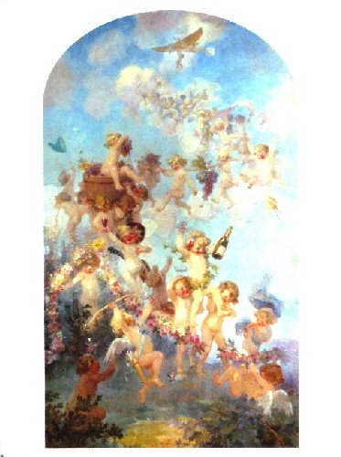 Allegory Of Wine
