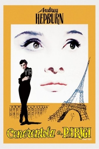 Funny Face - Italian One Sheet