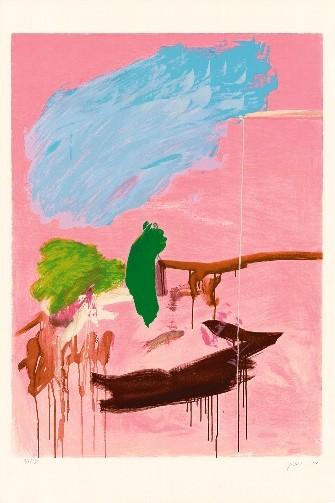 Pink Landscape (S.G.) - Edition 285