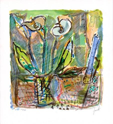 A Full Flower Pot (S.G.)