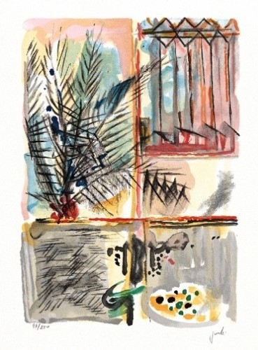 Palm Tree (S.G.) - Edition 280